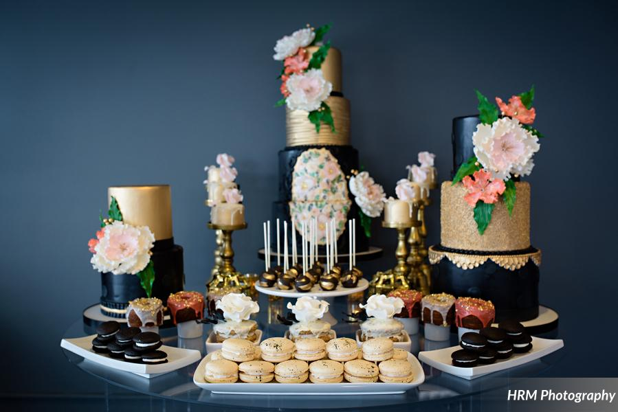 Wedding Cake and Cookies