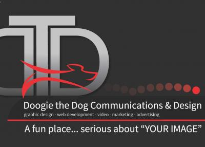 Doogie The Dog Communications Logo